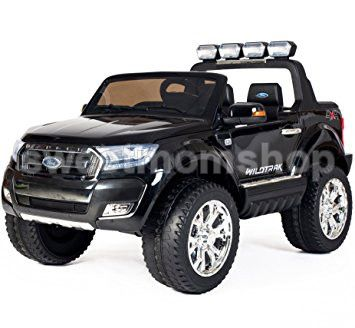 Mobil Aki Ford Ranger New Black Lisenced