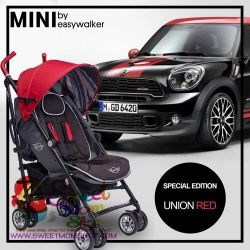 Easywalker Mini Buggy - Union Red