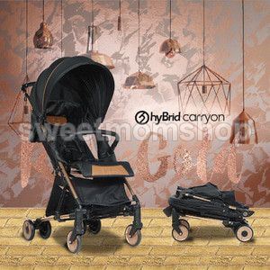 Babystyle Hybrid Carry On - Black