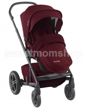 Nuna Mixx2 in Berry with Foodmuff