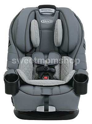 Graco 4Ever® 4-in-1 Car Seat featuring TrueShield Technology