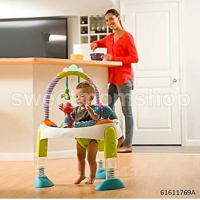 Exersaucer Fold and Go Dino