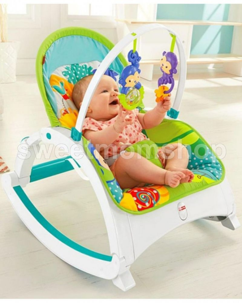 Fisher Price Newborn to Toddler Rain Forest
