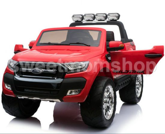 Mobil Aki Ford Ranger New Red Lisenced