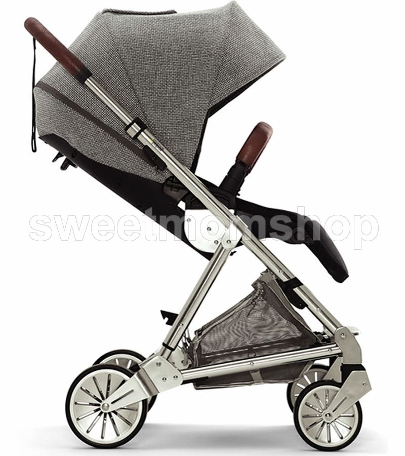 Mamas & Papas Urbo2 Pushchair, Panama Grey