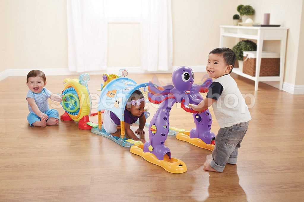 Little Tikes - Lil Ocean Explorers 3-in-1 Adventure Course