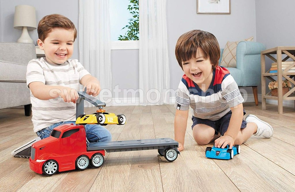 Little Tikes Magnetic car Loader