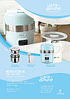 BEAR ECB 901 Electric Cooker & Steamer