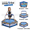SmarTrike 3 in 1 Activity Center Trampoline